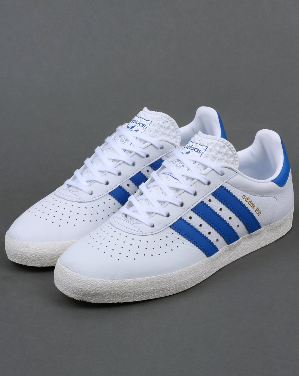 sports shoes cf575 482fe Adidas 350 Trainers White/Blue