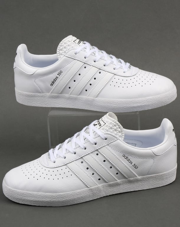 Adidas Trainers Adidas 350 Trainers White