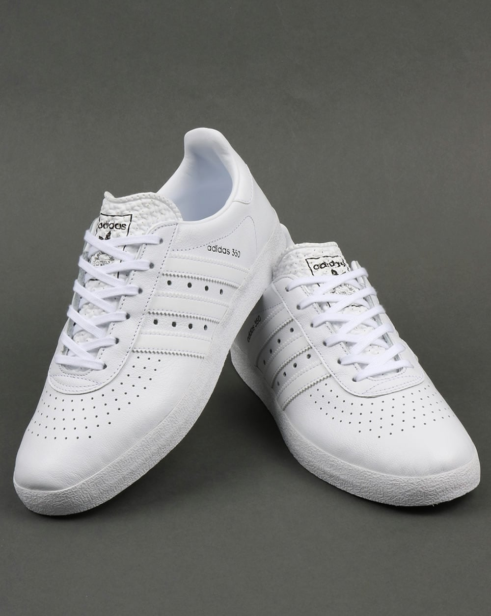 Adidas Shoes White Leather