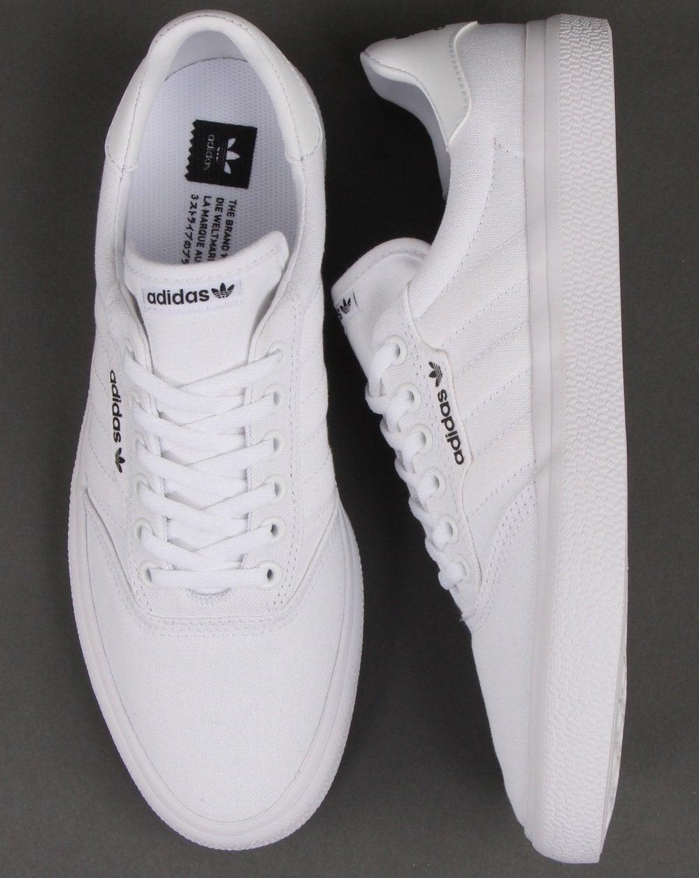 Adidas 3mc Trainers White/white