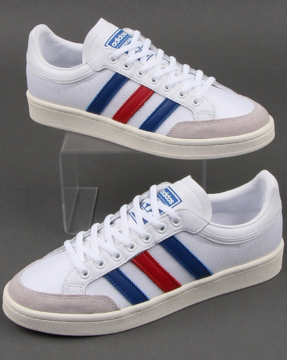 Trainers Adidas Whiteroyalred Low Low Americana Americana Whiteroyalred Adidas Trainers Y6b7yfg