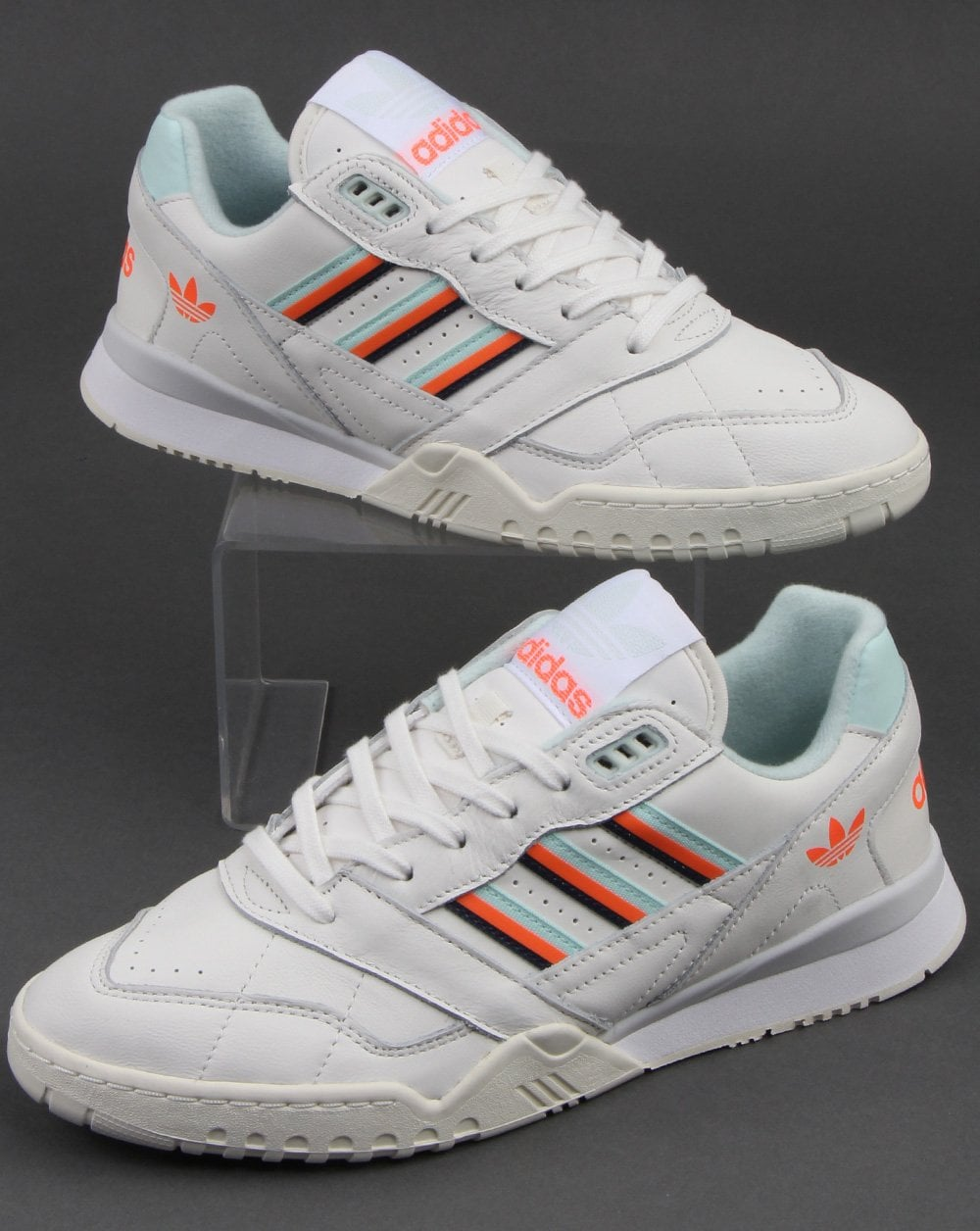 online store 59a08 b8d7d adidas Trainers Adidas Ar Trainer Cloud White Ice Mint