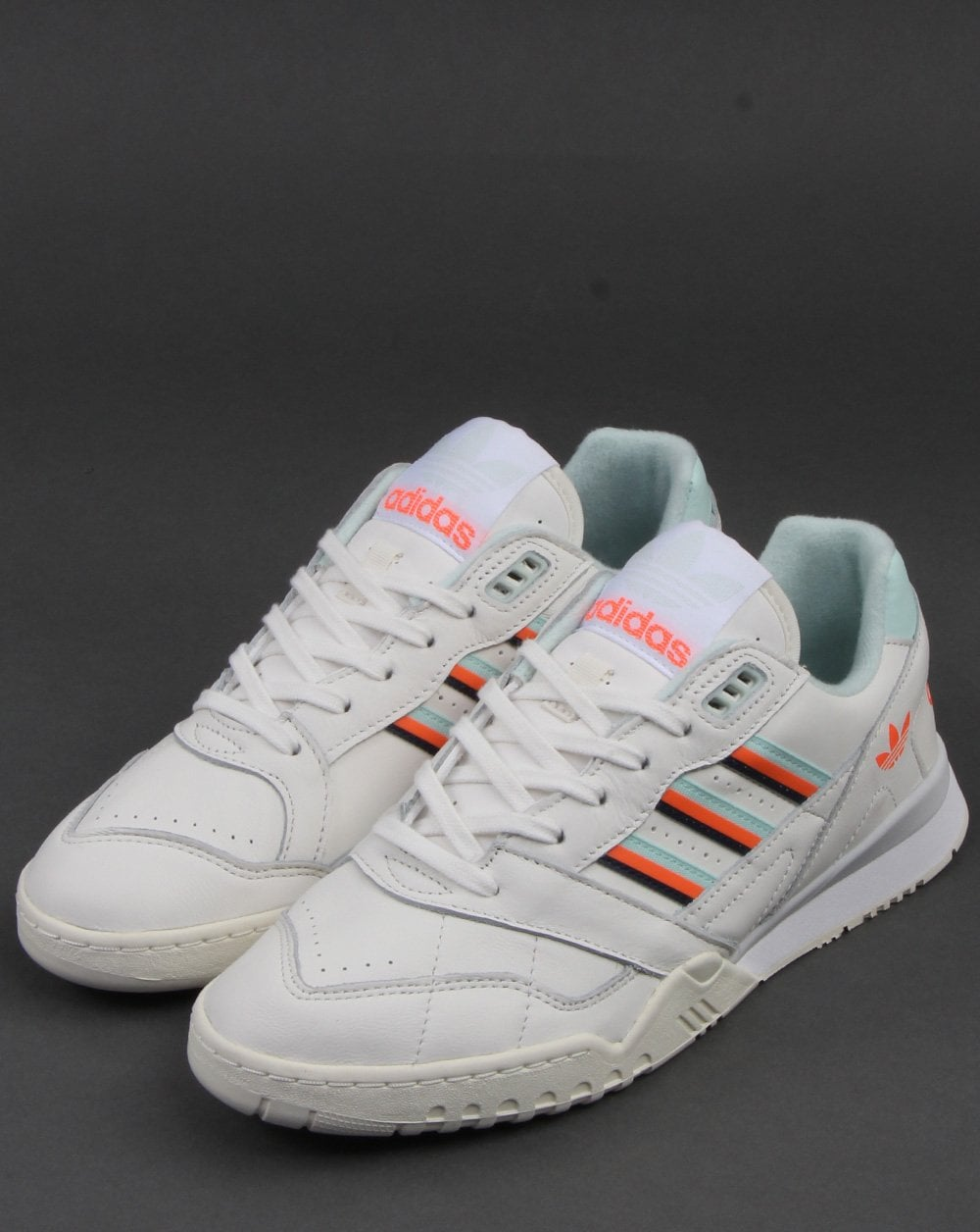 code promo 5ca7b 3d43a Adidas Ar Trainer Cloud White/Ice Mint