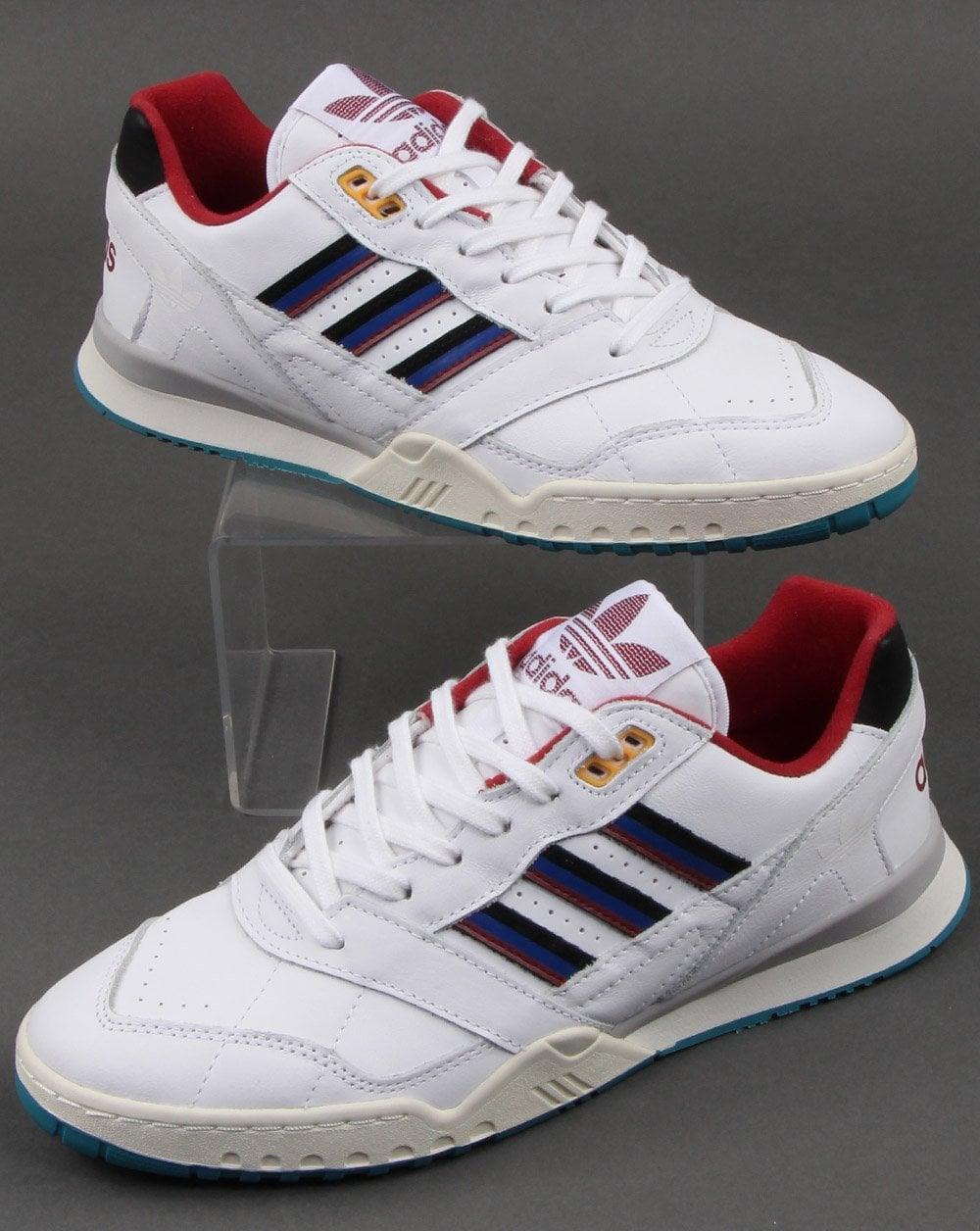 Adidas AR Trainer WhiteBurgundyNavy