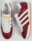 Adidas Beckenbauer Trainers (leather) Nomad Red/white