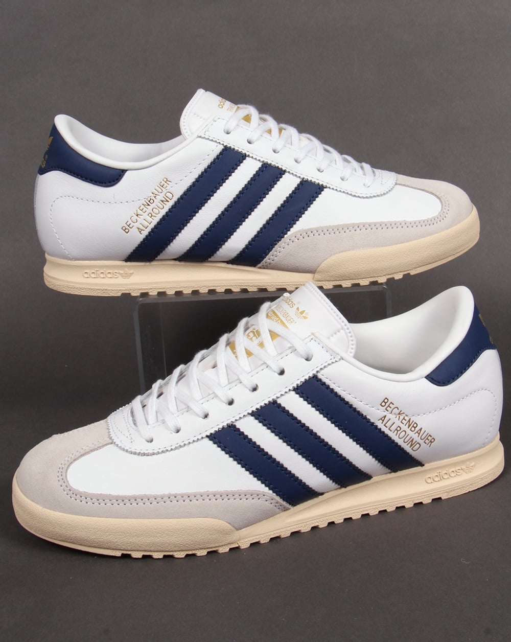 Adidas Uk White Shoes