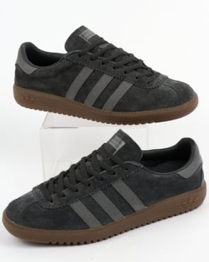 adidas Trainers Adidas Bermuda Trainers Carbon/Grey