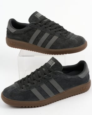 Adidas Bermuda Trainers Carbon/Grey