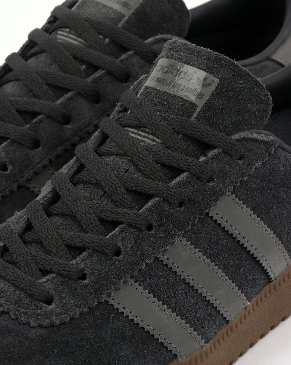 Adidas Bermuda Trainers Carbon/Grey