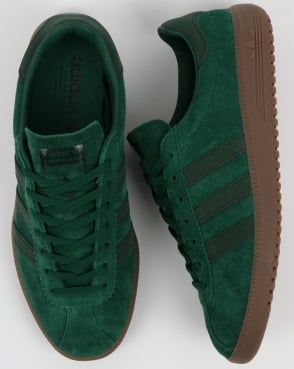 adidas Trainers Adidas Bermuda Trainers Green/Night/Gum