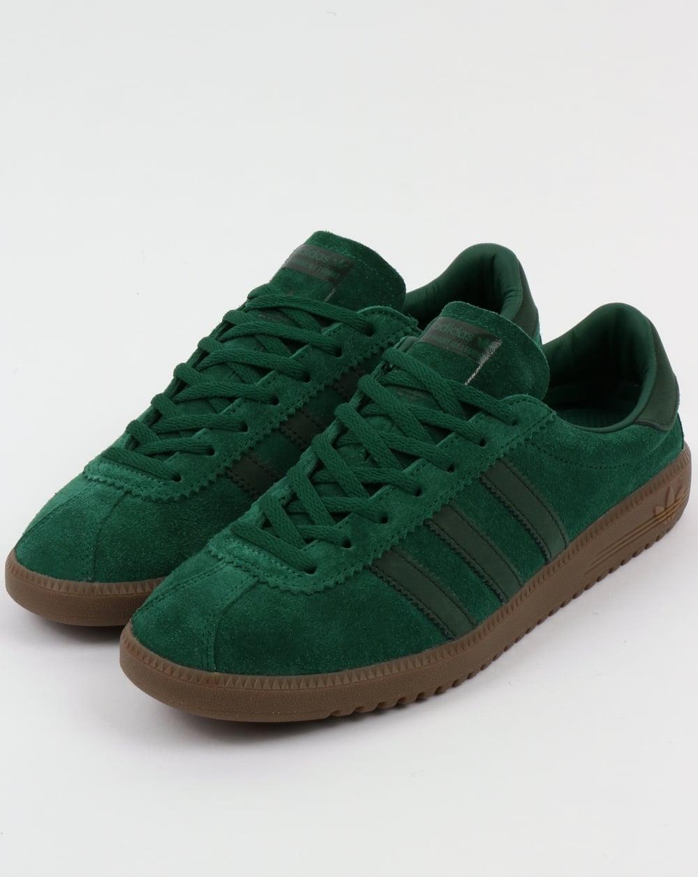 adidas gazelle green night