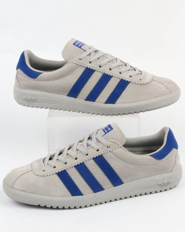 Adidas UK Adidas Grey Bermuda Trainers Grey