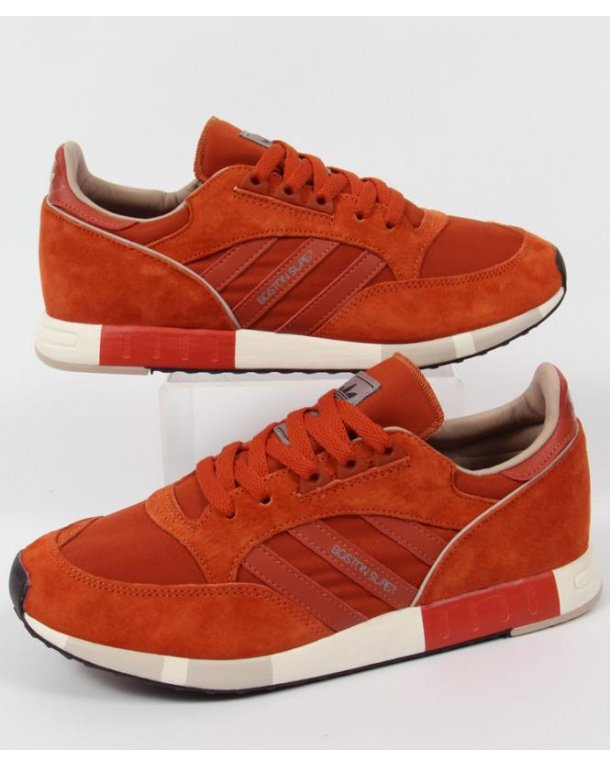 Adidas Boston Super Trainers Fox RedRed