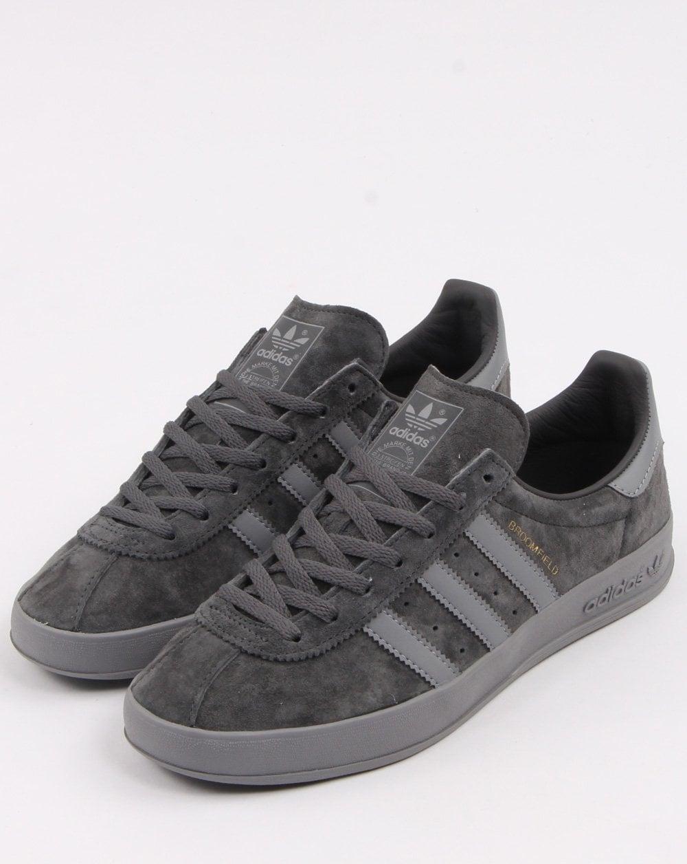 Adidas Broomfield Trainers Grey