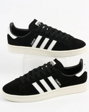 adidas Trainers Adidas Campus Trainers Black/White