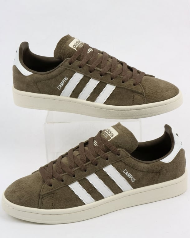Adidas Campus Trainers Branch Green/White