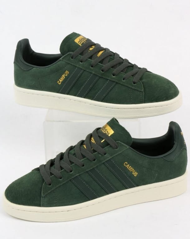 Adidas Campus Trainers Ivy/reflective