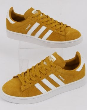 adidas Trainers Adidas Campus Trainers Raw Ochre/white