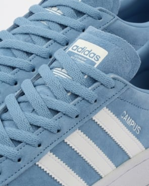 adidas Trainers Adidas Campus Trainers Sky Blue/White