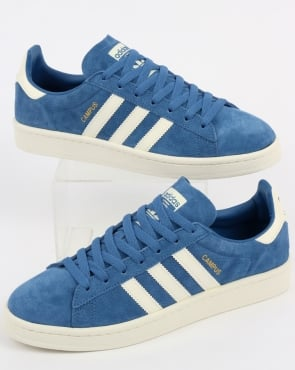 adidas Trainers Adidas Campus Trainers Trace Royal/Off White