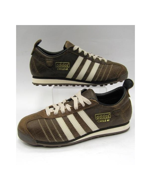 Adidas Chile 62 Trainers Brown/cream