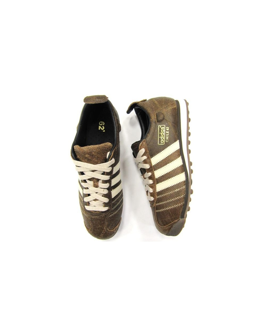 c4dacb9ccfe9 ... Adidas Chile 62 Trainers Browncream cheap price cfd4c a3141  Vintage ...