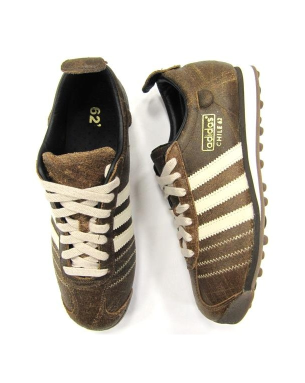 Adidas Chile 62 Trainers Browncream