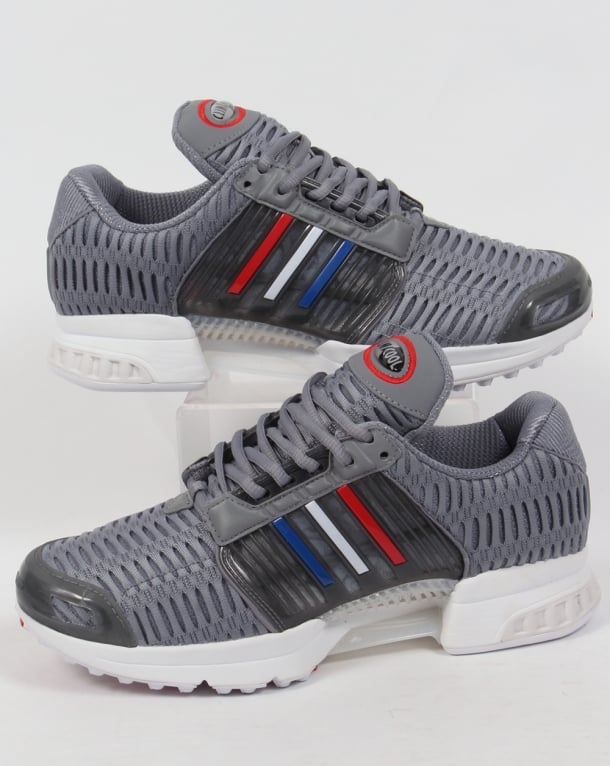 Adidas Clima Cool 1 Trainers Grey/Red