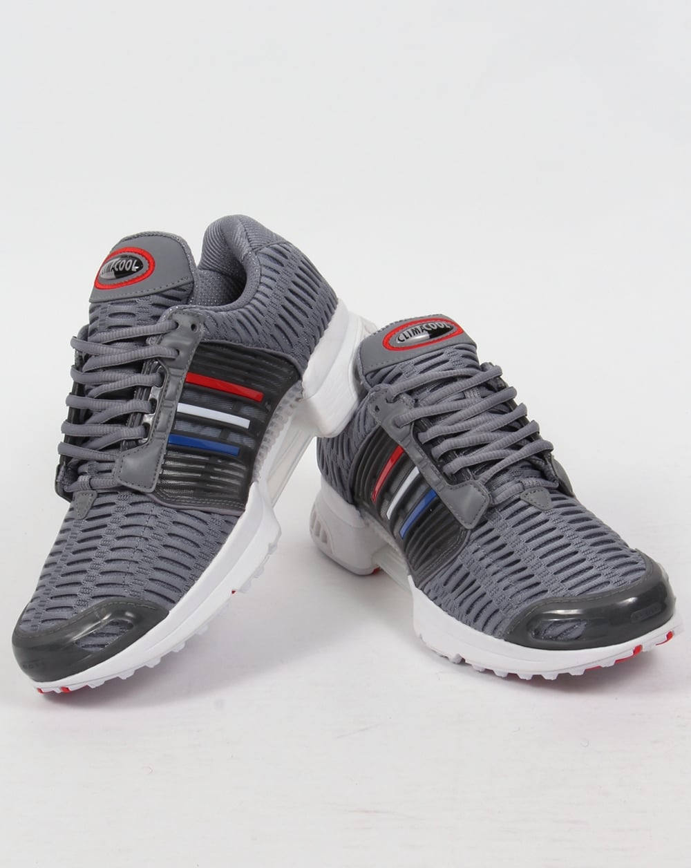 adidas climacool trainers red
