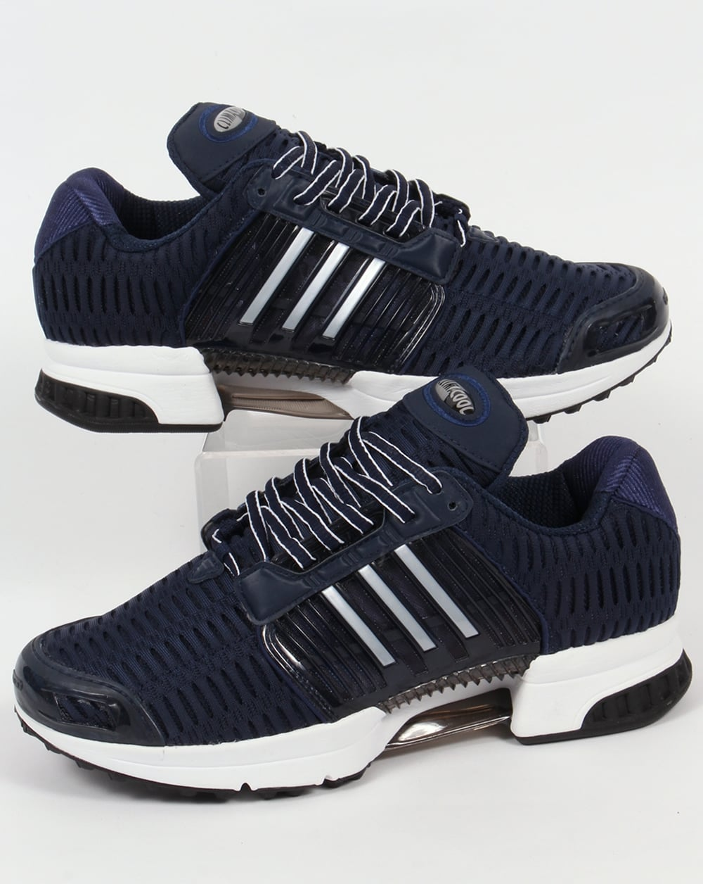 newest f3d07 01c47 adidas Trainers Adidas Clima Cool 1 Trainers Navy Silver