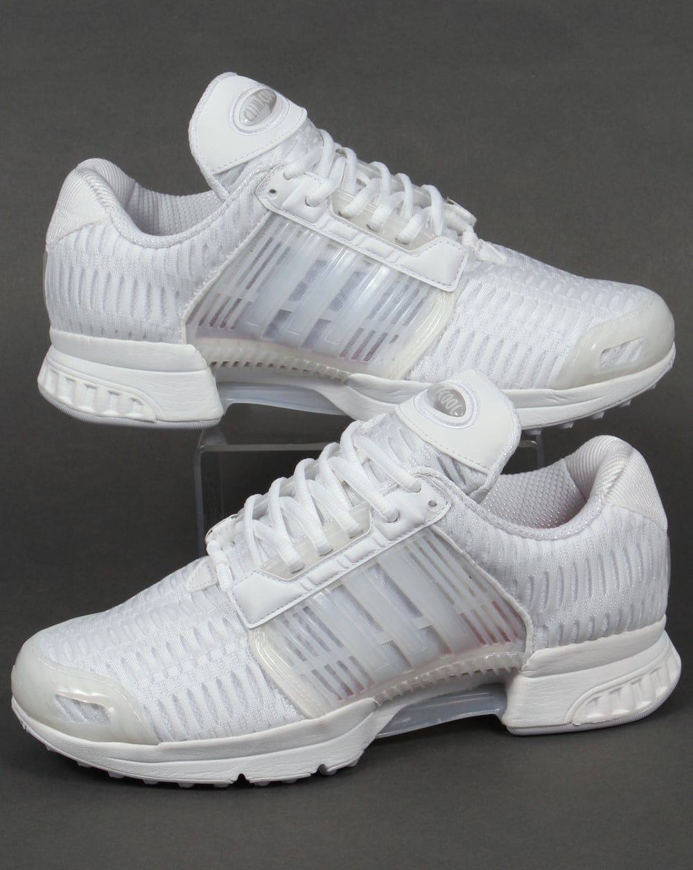 adidas Trainers Adidas Clima Cool 1 Trainers Triple White 8c00b26ca9