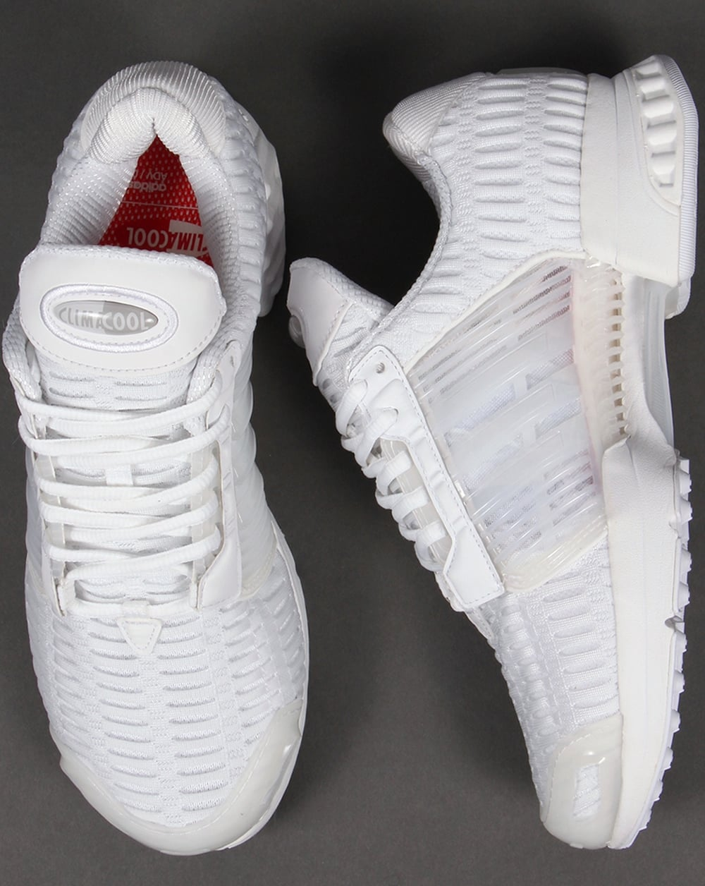 the best attitude e628b e5de2 Adidas Clima Cool 1 Trainers Triple White
