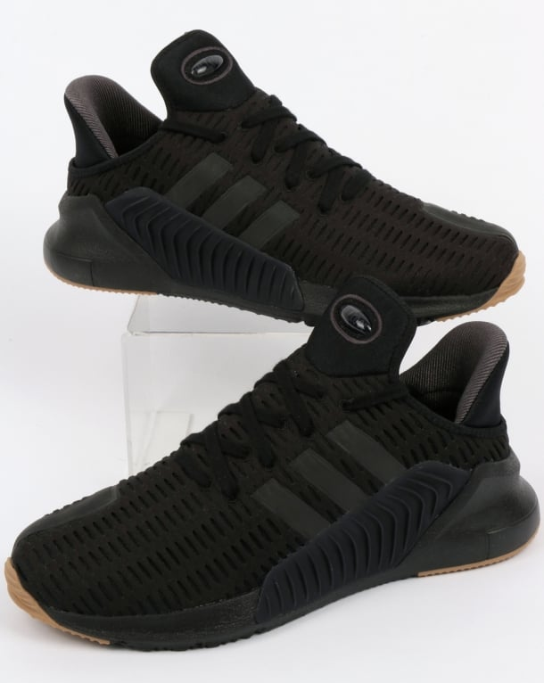 new styles 960ef 0489d ... new zealand adidas climacool 02.17 trainers black carbon gum 59c8e 2fc69