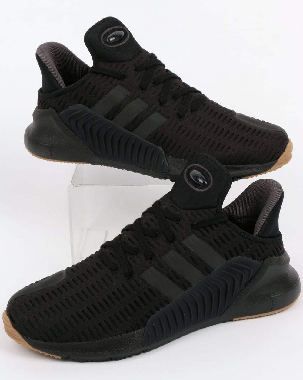 Adidas Climacool 02.17 Trainers Black/Carbon/Gum