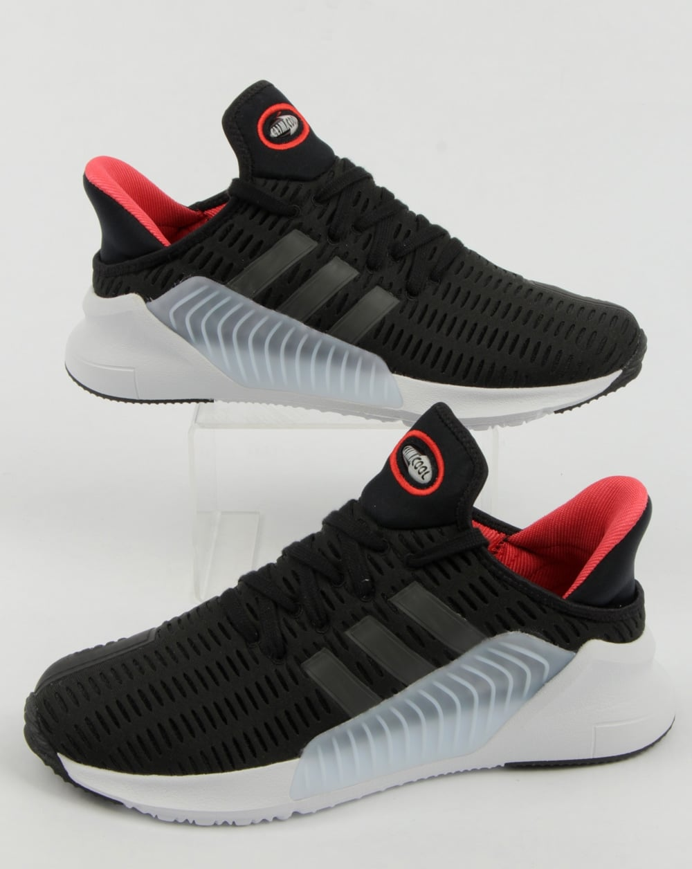 habilidad labios Sabroso  Adidas Climacool 02/17 Trainers Black/white, Trainers, Mens, Original