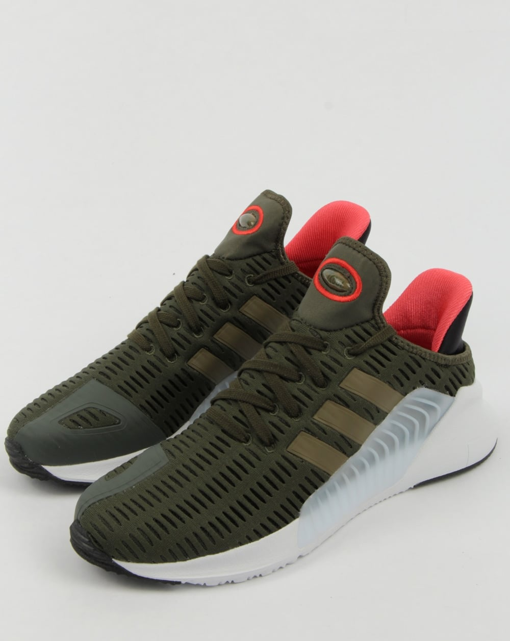 new concept 16522 e2eaa Adidas Climacool 02 17 Trainers Night Cargo Olive