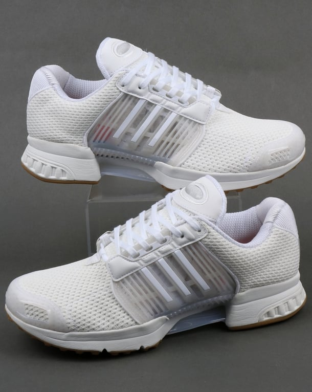 Adidas Climacool 1 Trainers White/Gum