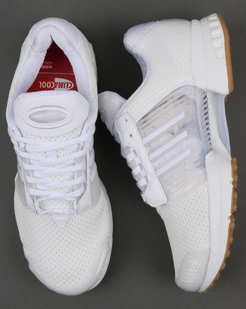 d0806836fcb Adidas Climacool 1 Trainers White Gum