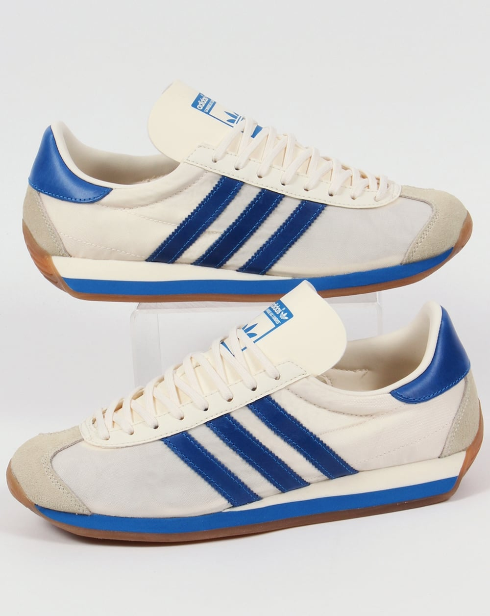 Adidas Country OG Trainers Chalk WhiteBluebird