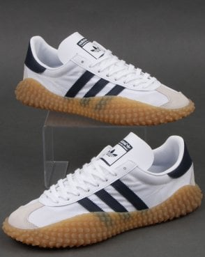 finest selection cf50c 08297 adidas Trainers Adidas Country X Kamanda Trainers White Navy