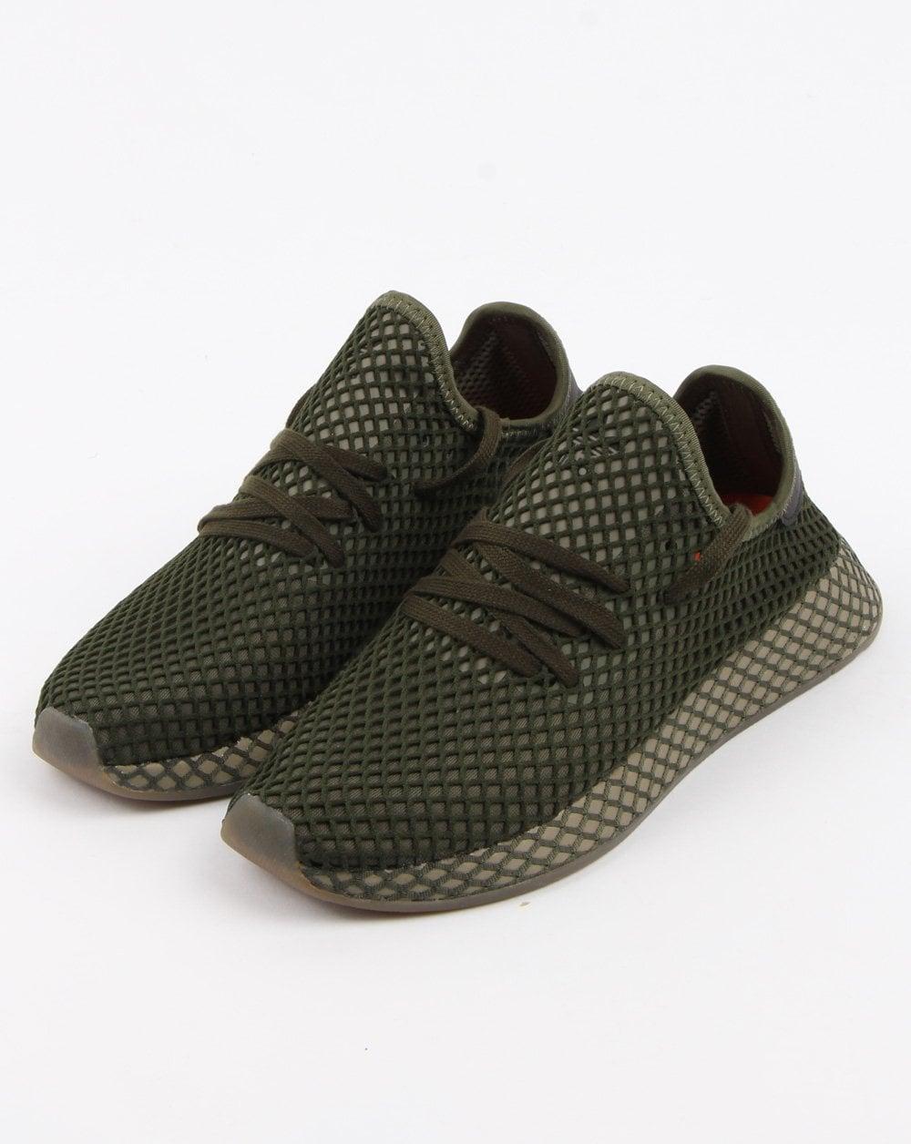 Adidas Deerupt Runner Base Green