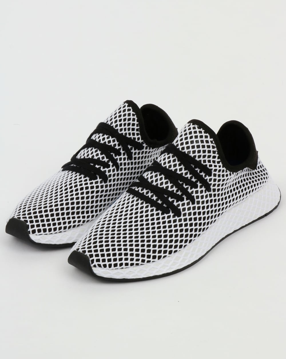 new style 3b47c a3f55 adidas Trainers Adidas Deerupt Runner Trainers Black
