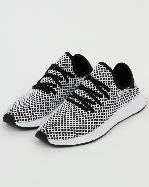 Adidas Deerupt Runner Trainers Black