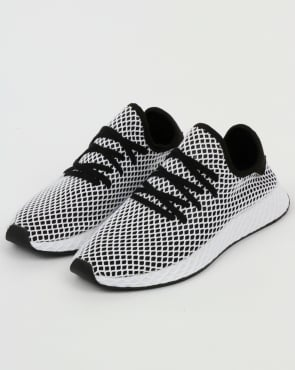 adidas Trainers Adidas Deerupt Runner Trainers Black