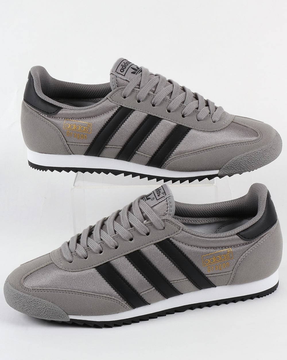 detailed look 679e6 00525 adidas Trainers Adidas Dragon OG Trainers Solid Grey Black