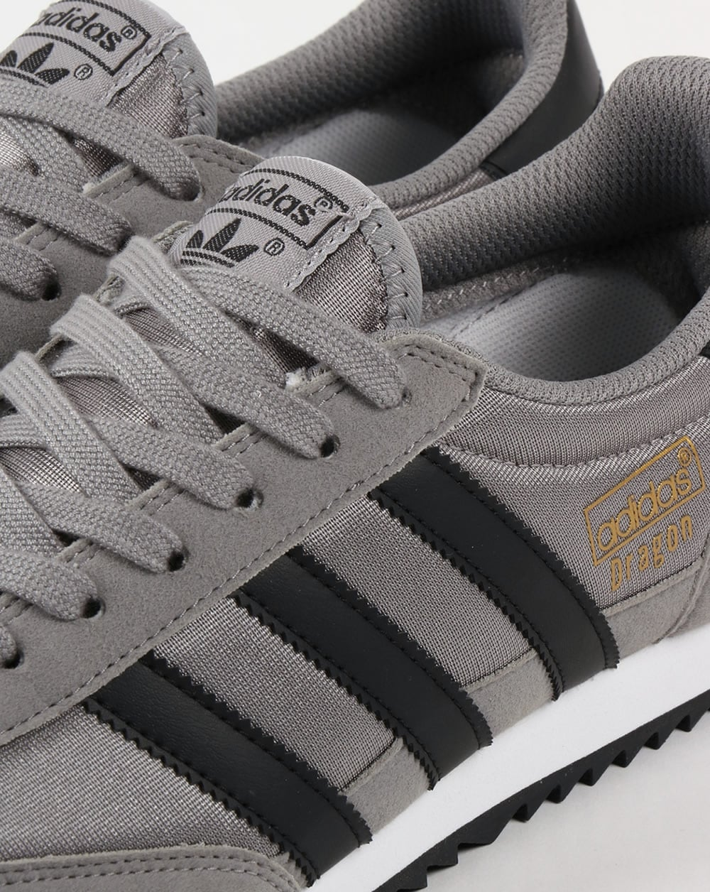 adidas dragon gray