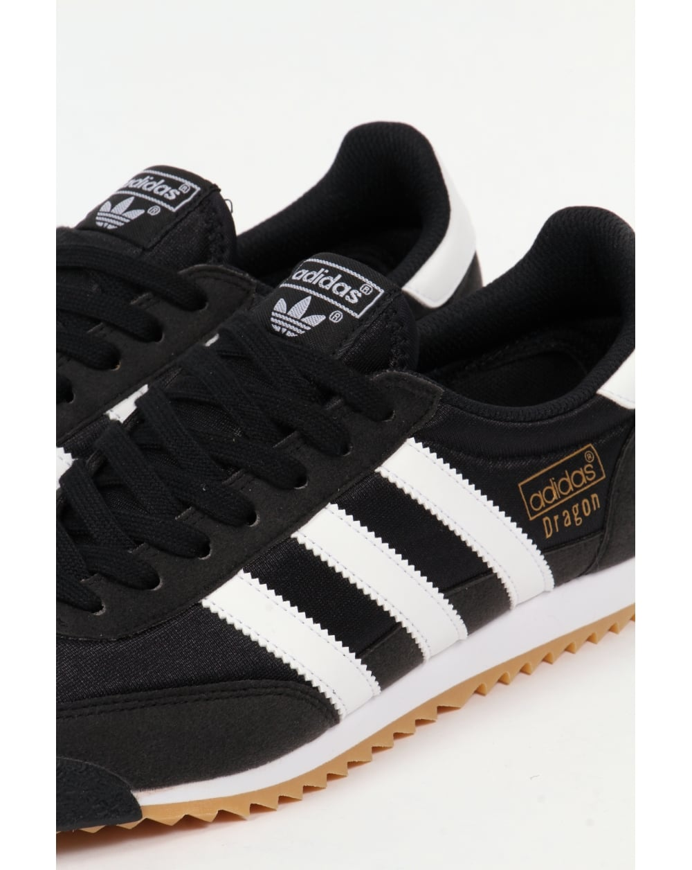 adidas black dragon trainers