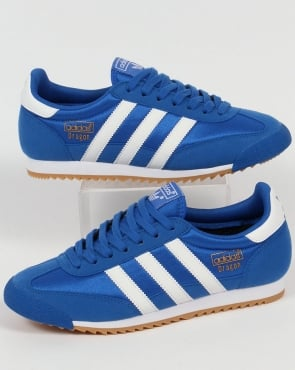 Adidas Dragon Trainers Blue/White