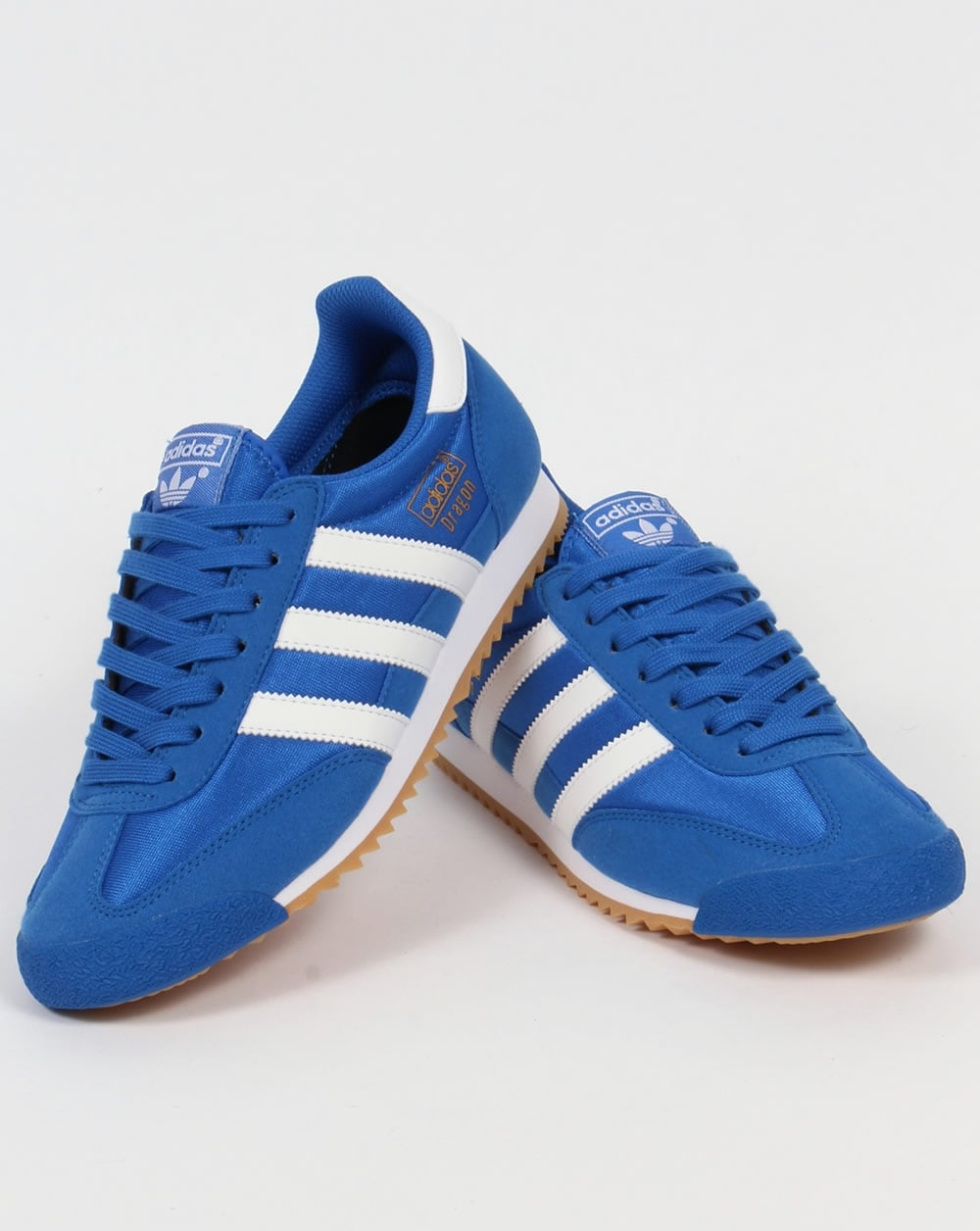 Adidas Trainers Adidas Dragon Trainers Blue/White