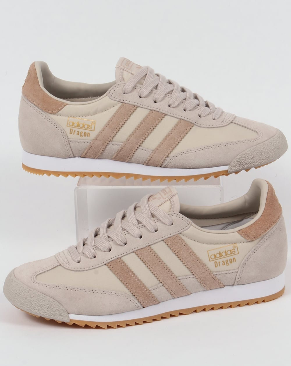 Adidas Dragon Trainers Clear Brown/Clay